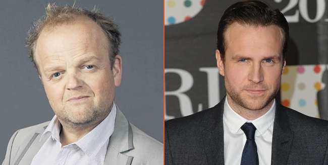 Toby Jones And Rafe Spall In Contention For Jurassic World 2