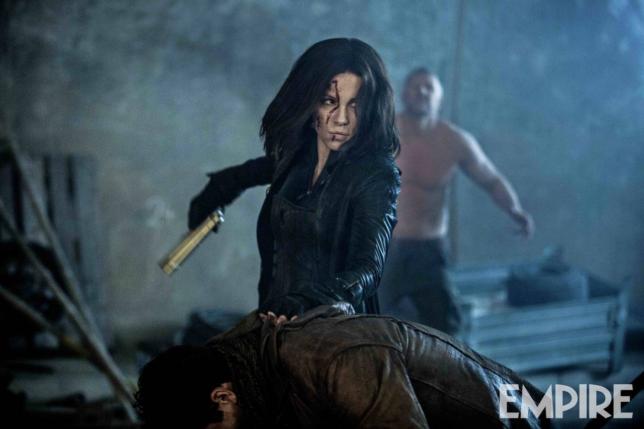 Stylish New Pics For Underworld: Blood Wars Debut As Kate Beckinsale Teases A Different Side To Selene