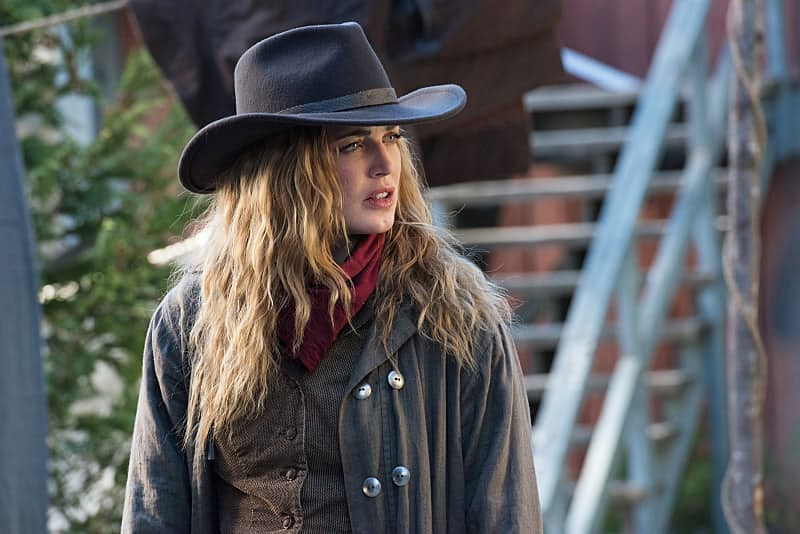 Jonah Hex Returns In First Images From Next Week's Episode Of Legends Of Tomorrow