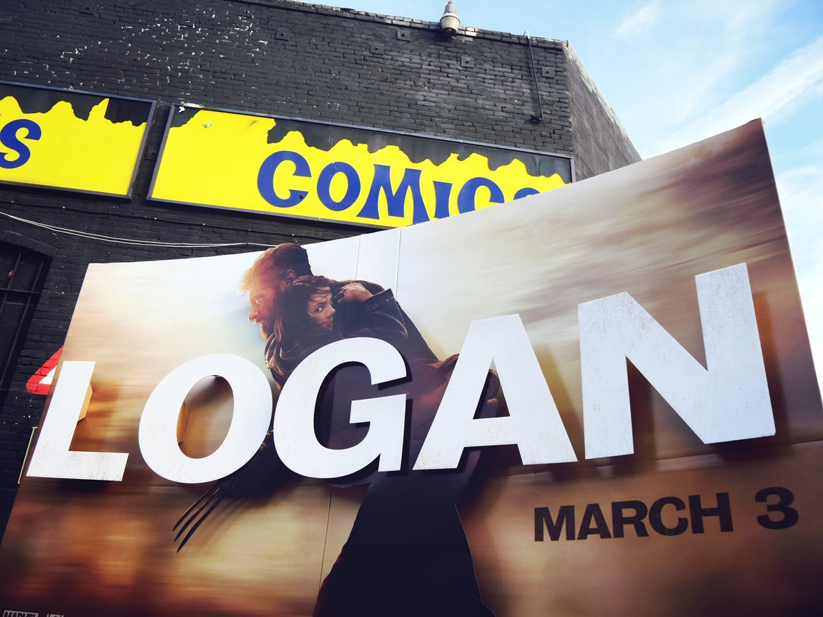 X-23 Hitches A Ride In First Logan Banner
