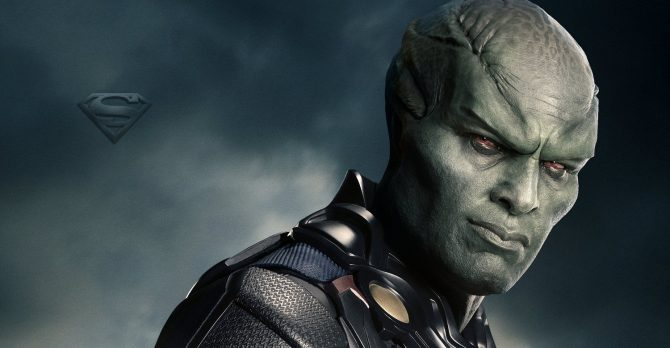 Justice League Producer Wants To Make A Martian Manhunter Movie