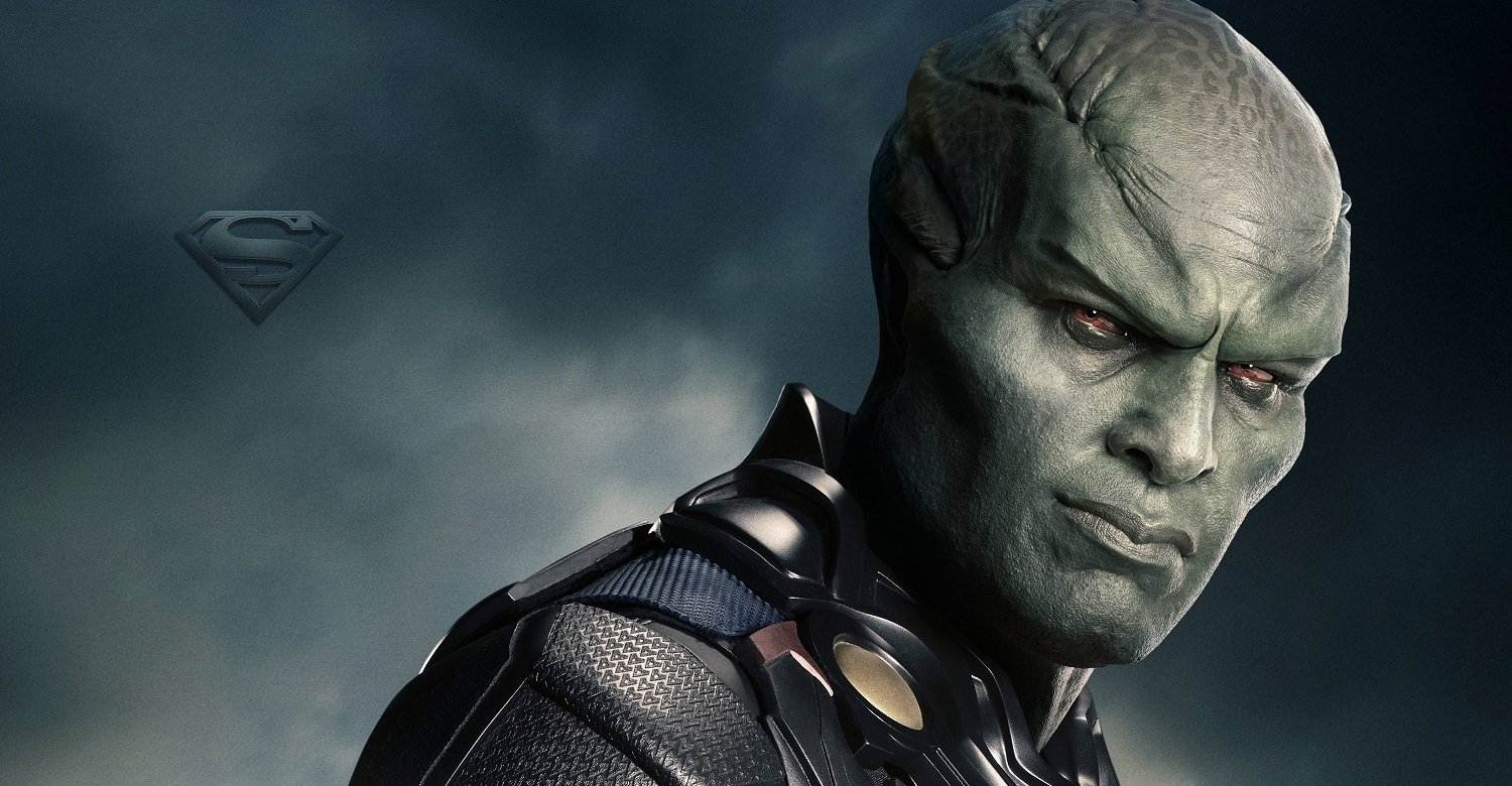 Justice League Star Teases Martian Manhunter In The Snyder Cut