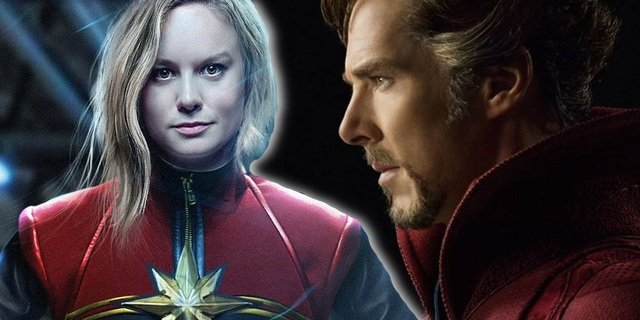 Doctor Strange Director Addresses Captain Marvel Easter Egg Theory