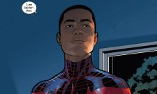 Miles Morales Confirmed For Sony's Animated Spider-Man Movie