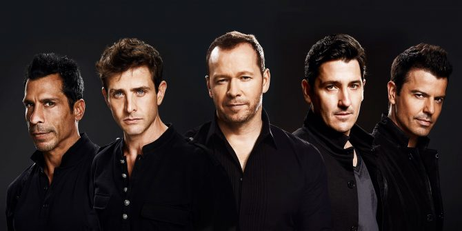 New Kids On The Block To Tour With Boyz II Men And Paula Abdul