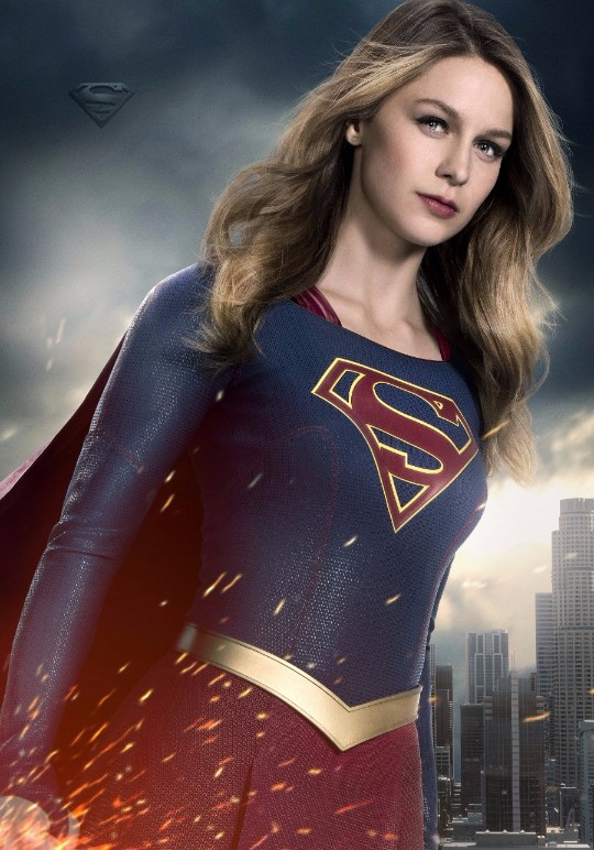 New Character Posters For Supergirl Season 2 Released