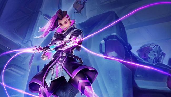Overwatch's New Hero Sombra Finally Revealed, Stealth And Hacking Abilities Detailed