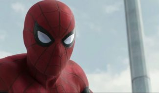 Peter Parker Springs Into Action In First Official Footage From Spider-Man: Homecoming