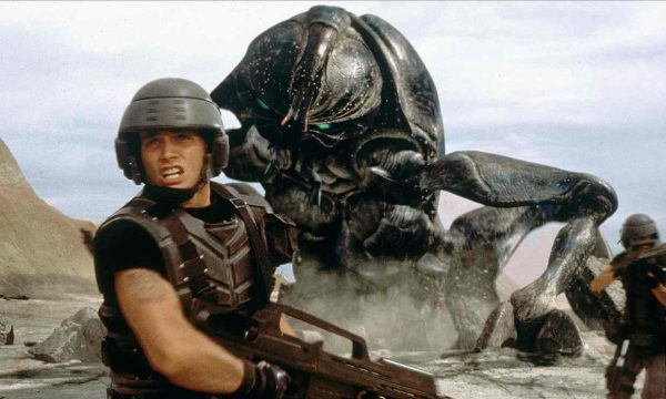 Baywatch Scribes Elected To Spearhead Starship Troopers Reboot