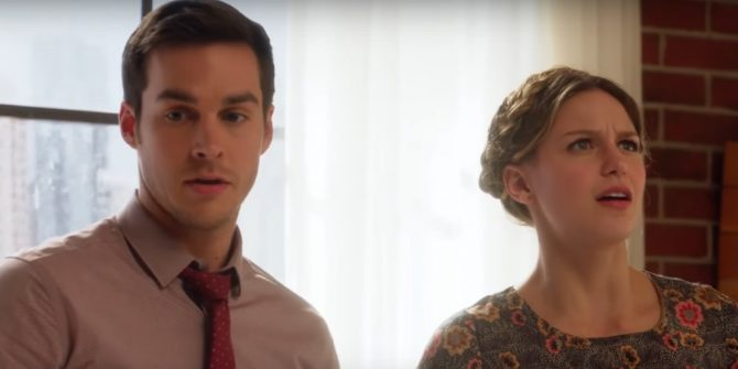 Chris Wood Teases A Heroic Future For Mon-El On Supergirl