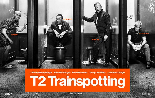 Renton And Co. Stage A Riotous Reunion In First Trailer For Trainspotting 2