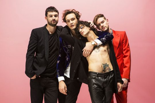 The 1975 Hinting At New Music For 2018