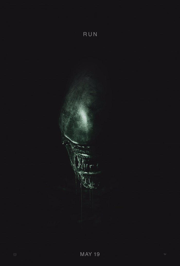 New Poster For Alien: Covenant Advises You To Run