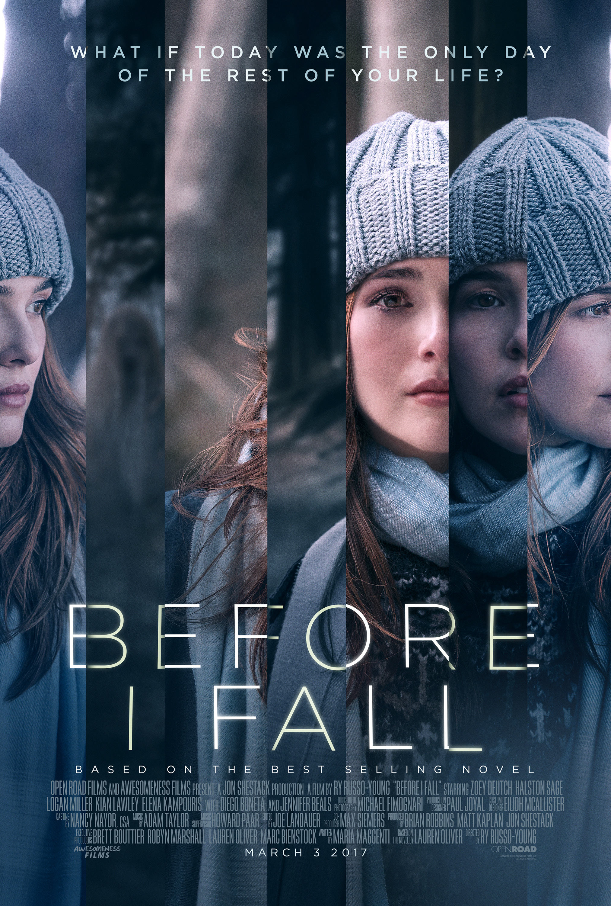 Zoey Deutch Experiences Groundhog Day In Sundance Trailer For Before I Fall