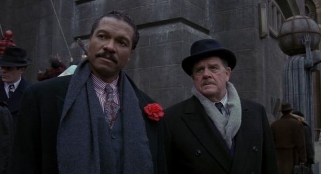 Billy Dee Williams Will Finally Get His Two-Face Moment In The LEGO Batman Movie
