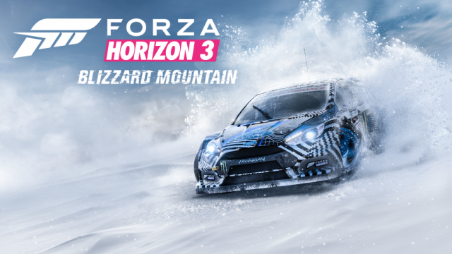 Blizzard Mountain Is Forza Horizon 3's First Major Expansion, Available December 13
