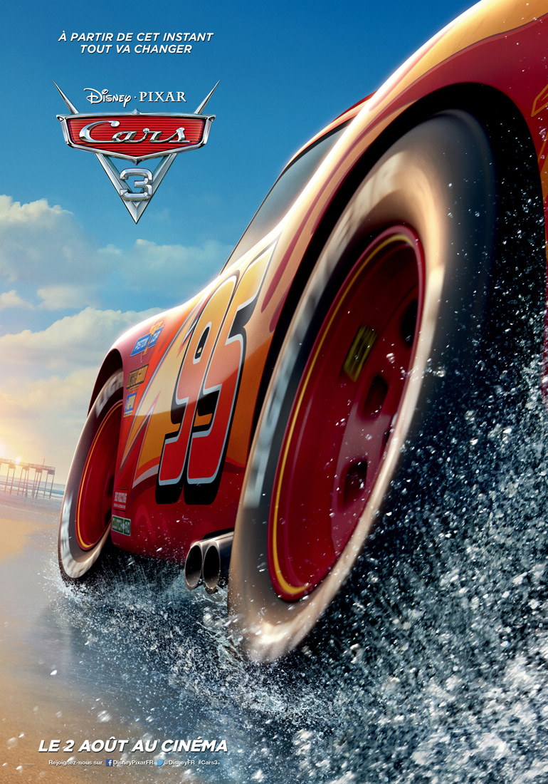 Lightning McQueen Stages A Rocky-Esque Comeback In Latest Cars 3 Teaser Trailer