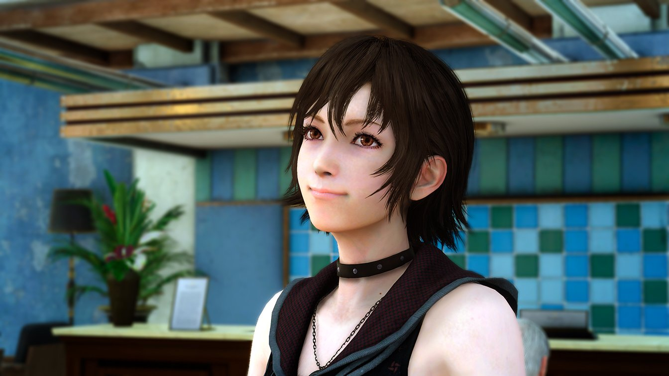 Final Fantasy XV Out Of Bounds Glitch Reveals Several Unused