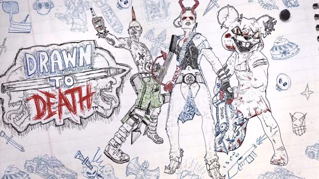 Day-One Launch Details For Drawn To Death Revealed, Multiplayer Shooter No Longer Free-To-Play