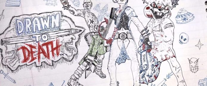 David Jaffe's Drawn To Death Gets April Release Date