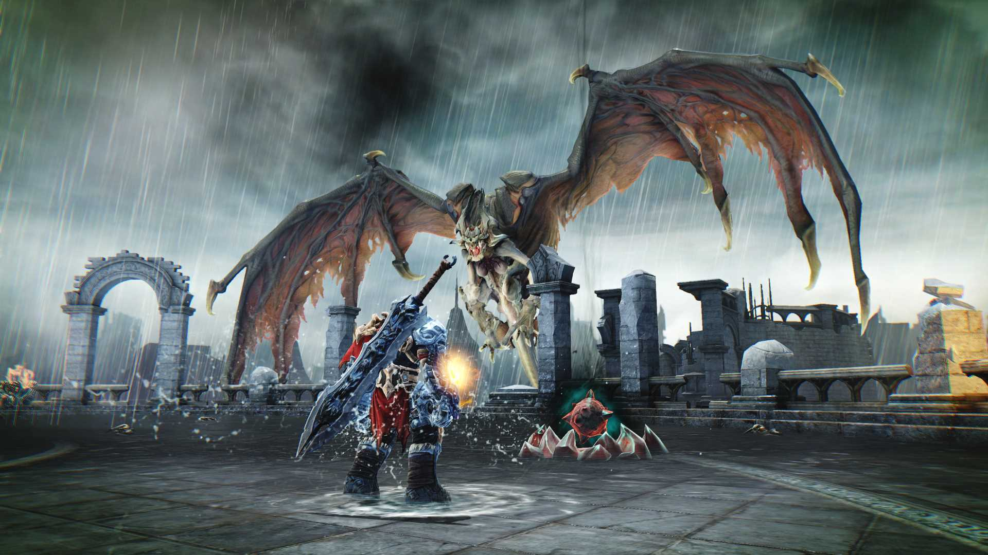 Image result for Darksiders Warmastered 1920x1080