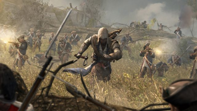 Assassin's Creed III Is The Final Game Giveaway In Ubisoft's Anniversary Celebrations