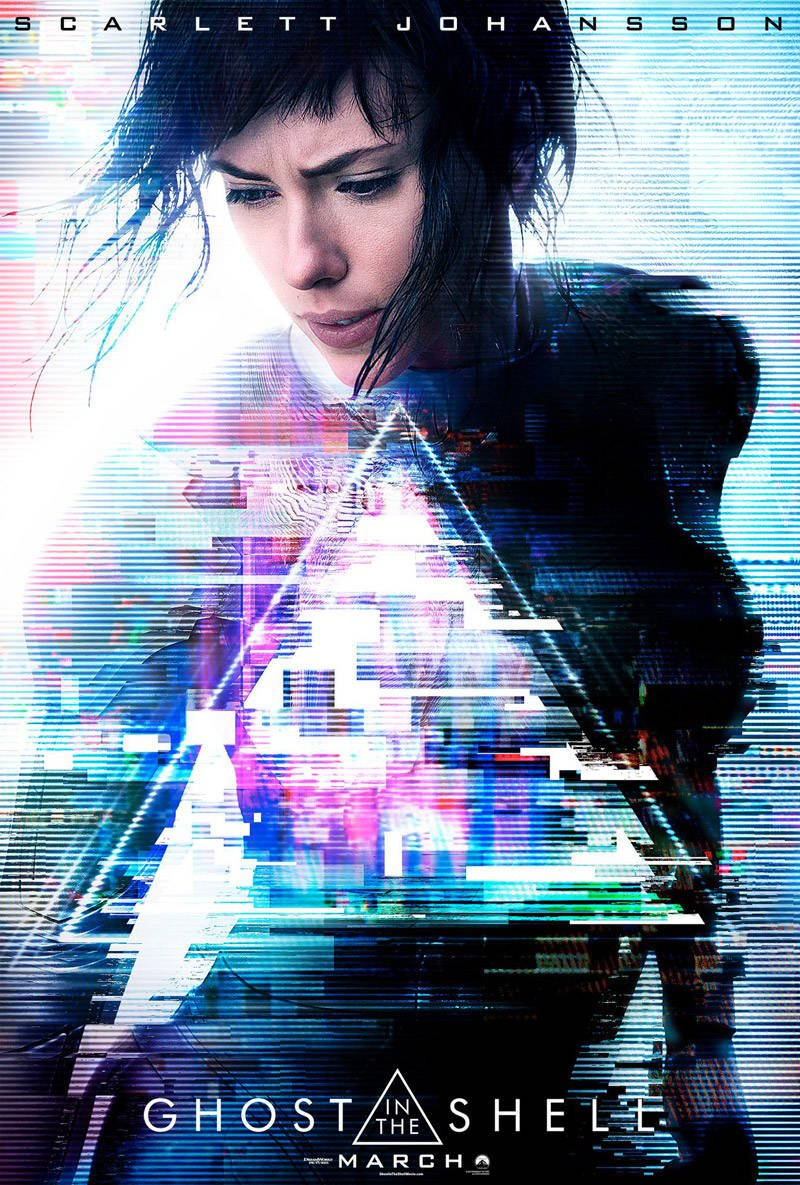 Full Trailer For Ghost In The Shell Is Chock-Full Of Cyberpunk Goodness