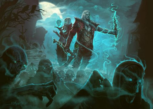 Diablo III Getting Necromancer Class And Original Diablo Event In 2017