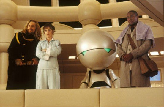The 15 Greatest Robots In Movie History