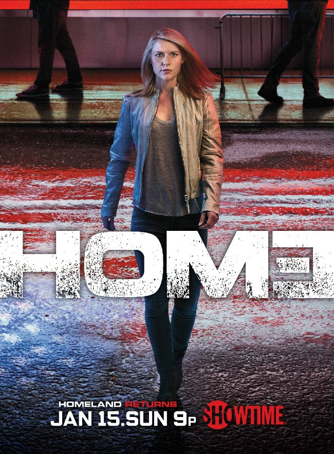 Carrie Returns To Home Soil On First Homeland Season 6 Poster, Watch New Featurette
