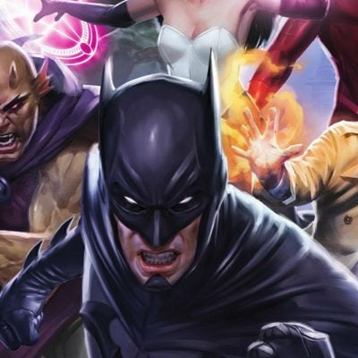 Justice League Dark Blu-Ray Review