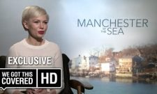 Exclusive Video Interview: Michelle Williams Talks Manchester By The Sea