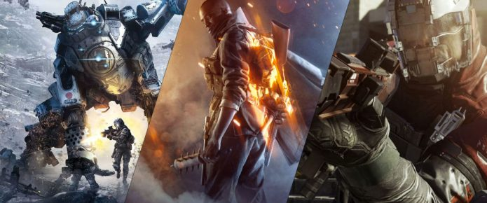 Ready, Aim, Fire: The Best First-Person Shooters Of 2016