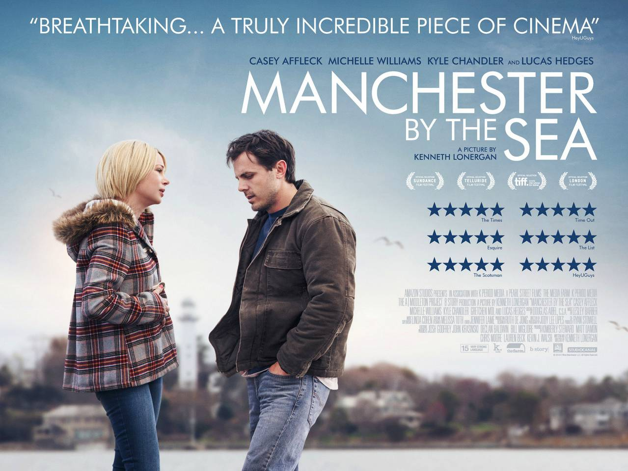 Sombre UK Trailer For Manchester By The Sea Unveils An Oscar Frontrunner