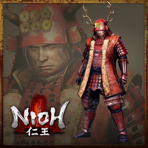 Nioh Pre-Orders Now Open, Standard And Digital Deluxe Editions Available