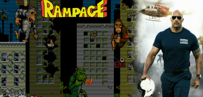Dwayne Johnson Shares The Plot Of Rampage
