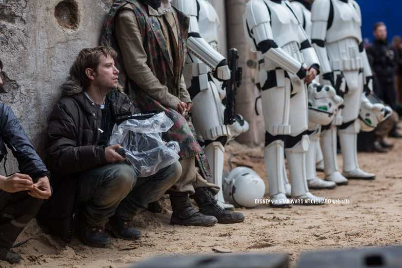 These Are The Rogue One Set Photos You're Looking For