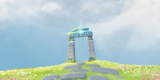 Graceful Teasers For thatgamecompany's New Indie Title Emerge