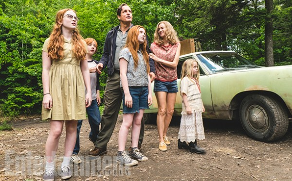 Coming-Of-Age Drama The Glass Castle Unveils First Look At Brie Larson ...