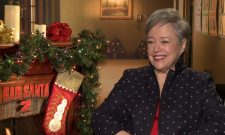 Exclusive Video Interview: Kathy Bates Talks Bad Santa 2