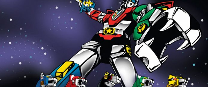 Universal Is Developing A Live-Action Voltron Film