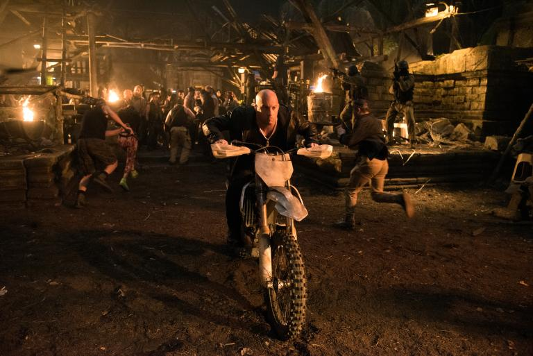 Vin Diesel's Adrenaline Junkie Gives Chase In New Clip For xXx: The Return Of Xander Cage