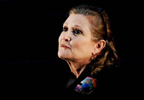 Disney To Receive $50M Insurance Payout For Carrie Fisher's Death