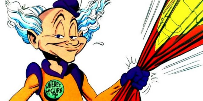 Superman Villain Mr. Mxyzptlk Is Coming To Season 2 Of Supergirl