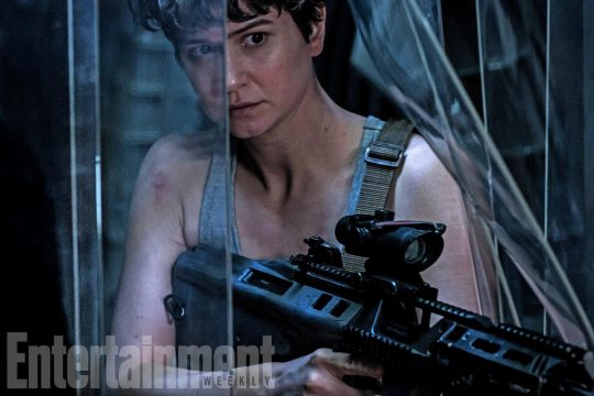 [Updated] New Alien: Covenant Still Shows Off Katherine Waterston's Daniels