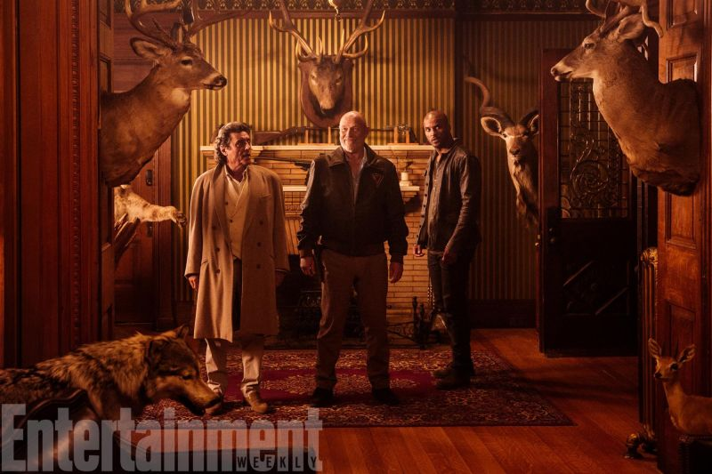 American Gods Image Sheds Light On Vulcan, A New Addition To The Fold