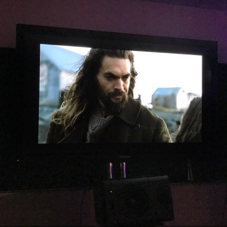 Another New Shot Of Jason Momoa As Aquaman In Justice League Revealed By Zack Snyder