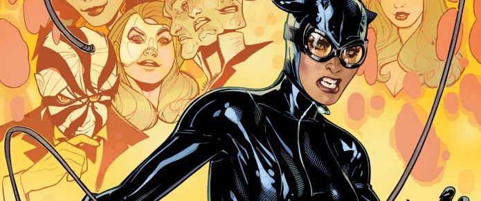 The CW Is Reportedly Working On Their Own Catwoman Project