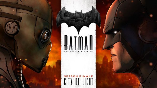 Season Finale Of Batman: The Telltale Series Slated For December 13