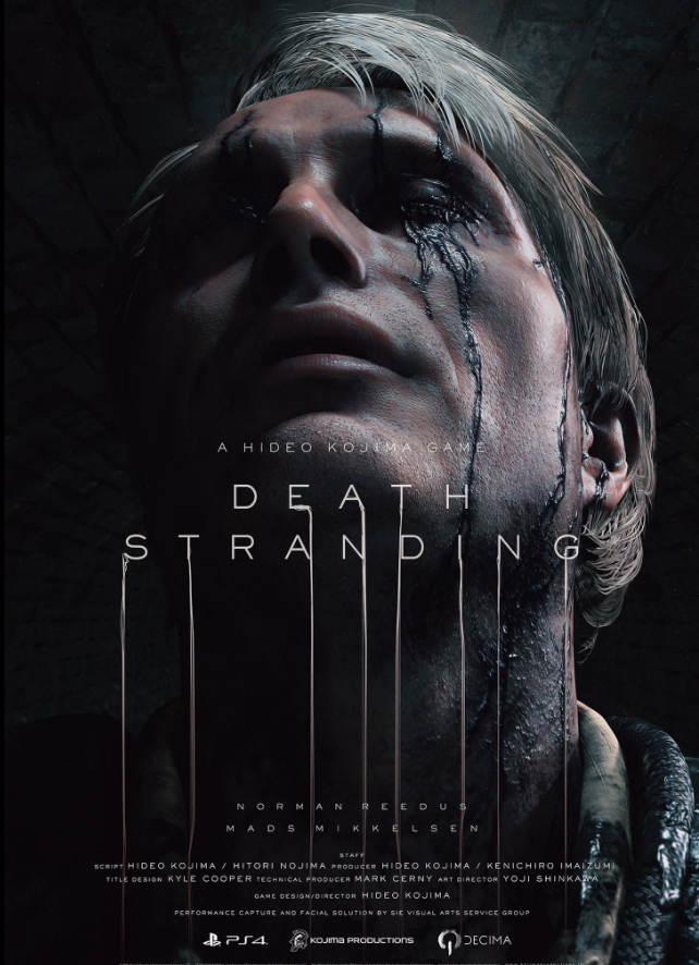 Death Stranding Continues To Impress With New Trailer, Mads Mikkelsen And Del Toro Confirmed To Star